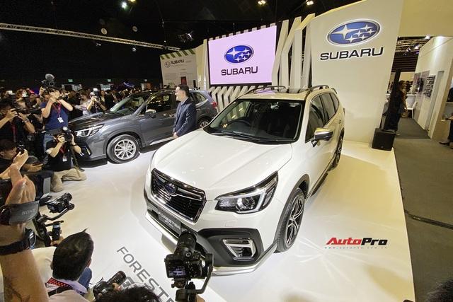 Ra mắt Subaru Forester 2020: Về Việt Nam ngay sau Tết, thêm công nghệ đấu Mazda CX-5 - Ảnh 1.