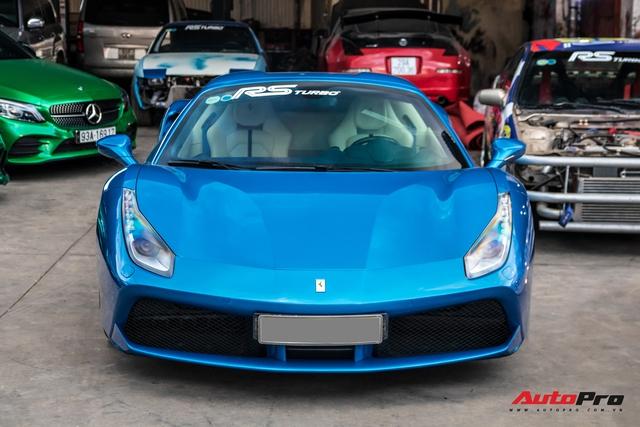 Cường Đô-la cùng trưởng đoàn Car Passion hội ngộ dàn siêu xe khủng của đại gia Bình Phước - Ảnh 6.