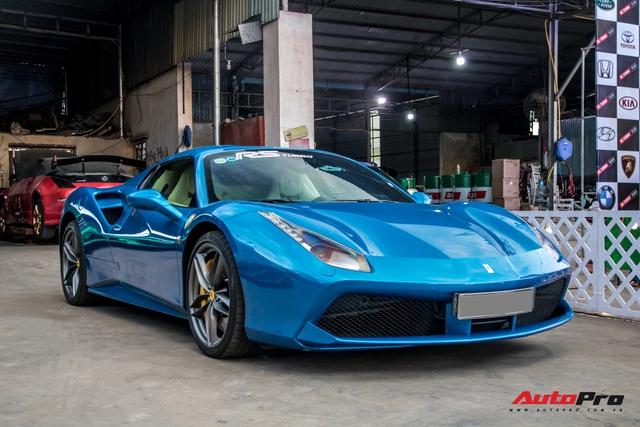 Cường Đô-la cùng trưởng đoàn Car Passion hội ngộ dàn siêu xe khủng của đại gia Bình Phước - Ảnh 7.