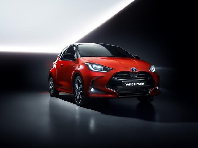 Toyota Yaris sẽ có phiên bản SUV dùng chung khung gầm - Ảnh 1.