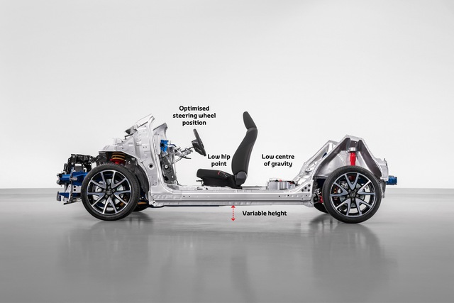 Toyota Yaris sẽ có phiên bản SUV dùng chung khung gầm - Ảnh 3.
