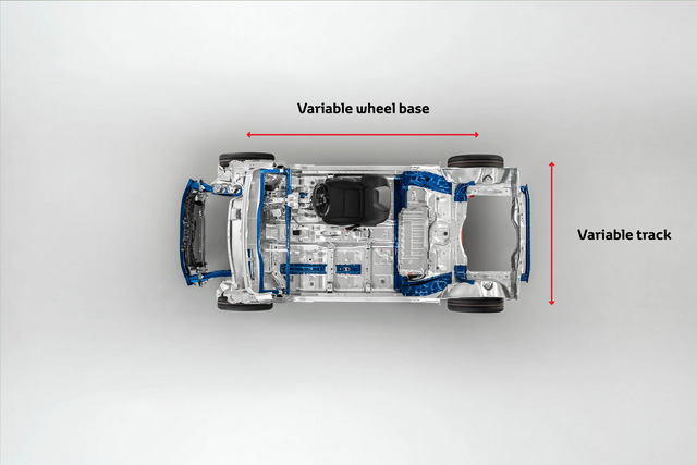 Toyota Yaris sẽ có phiên bản SUV dùng chung khung gầm - Ảnh 2.