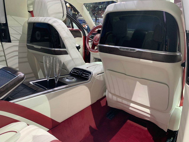 Ra mắt Maybach S-Class kéo dài của Trung Quốc Hongqi H9+: Pha trộn cả Mercedes, Bentley và Rolls-Royce - Ảnh 3.