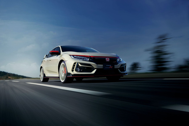 Honda nâng cấp nhẹ Civic Type R, bổ sung thêm đồ chơi - Ảnh 2.