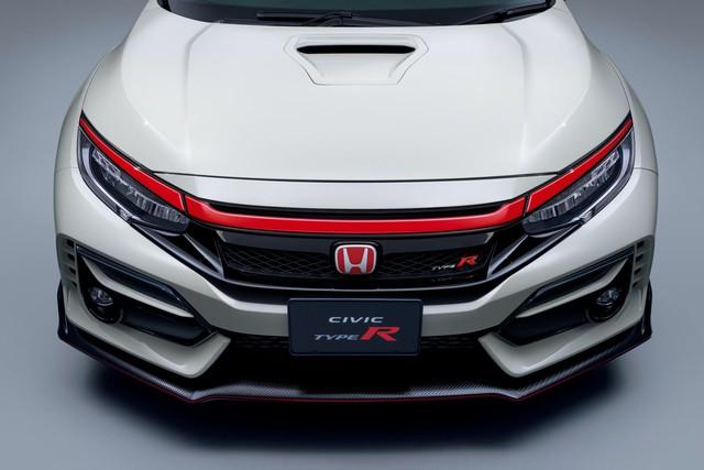 Honda nâng cấp nhẹ Civic Type R, bổ sung thêm đồ chơi - Ảnh 3.