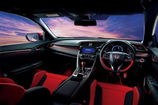 Honda nâng cấp nhẹ Civic Type R, bổ sung thêm đồ chơi - Ảnh 7.