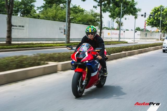 Những đặc quyền không dễ hưởng của mô tô 1 tỷ đồng với số đông người Việt - Ảnh 8.