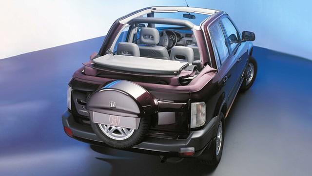 Honda CR-V giờ thì đẹp rồi nhưng từng có bản xấu phát hờn khiên bị lãng quên trong lịch sử như thế này - Ảnh 2.