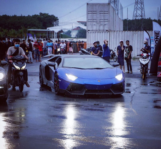 Evo Team hội ngộ tại trường đua Đại Nam dịp cuối tuần, dàn xe đầy sắc màu gây sự chú ý lớn - Ảnh 2.