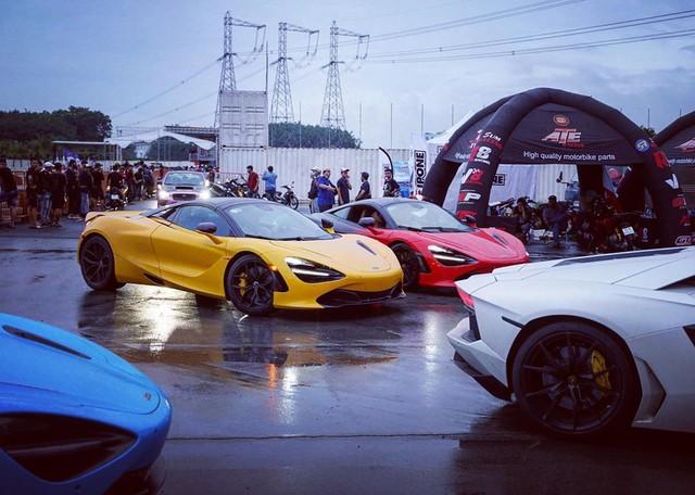 Evo Team hội ngộ tại trường đua Đại Nam dịp cuối tuần, dàn xe đầy sắc màu gây sự chú ý lớn - Ảnh 5.