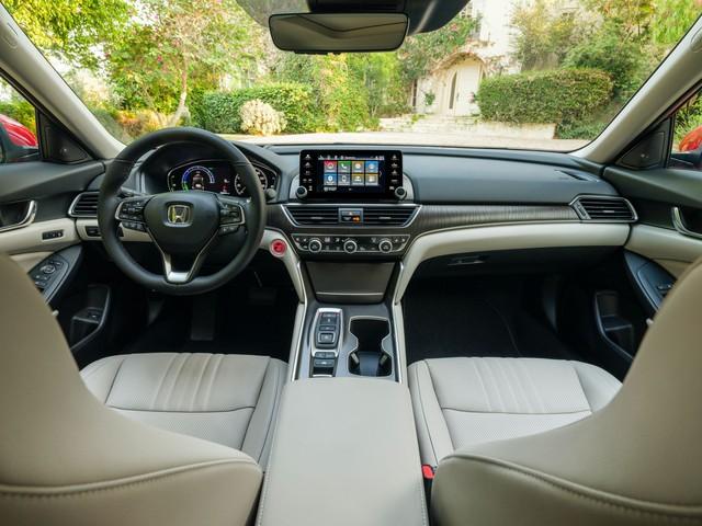 Honda Accord 2021 ra mắt: Lần đầu bỏ tùy chọn hộp số sàn, thêm phiên bản đặc biệt đấu Toyota Camry - Ảnh 3.