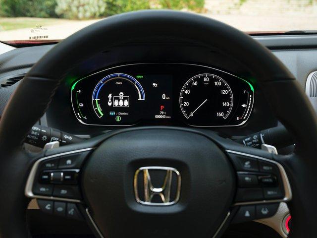 Honda Accord 2021 ra mắt: Lần đầu bỏ tùy chọn hộp số sàn, thêm phiên bản đặc biệt đấu Toyota Camry - Ảnh 4.