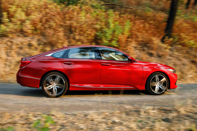 Honda Accord 2021 ra mắt: Lần đầu bỏ tùy chọn hộp số sàn, thêm phiên bản đặc biệt đấu Toyota Camry - Ảnh 6.