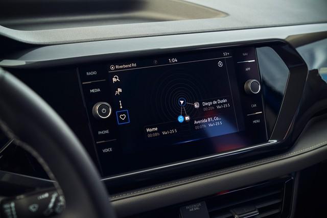 Ra mắt Volkswagen Taos - SUV mới toanh đe doạ Kia Seltos - Ảnh 5.