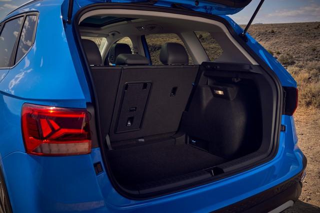 Ra mắt Volkswagen Taos - SUV mới toanh đe doạ Kia Seltos - Ảnh 7.