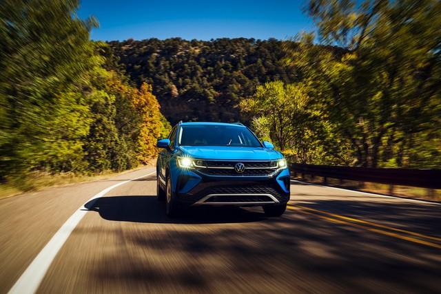 Ra mắt Volkswagen Taos - SUV mới toanh đe doạ Kia Seltos - Ảnh 8.