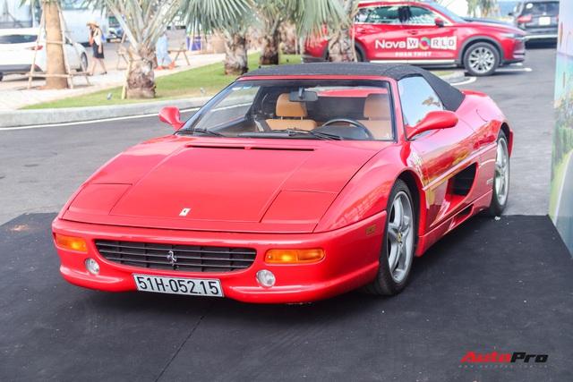 Bắt gặp Ferrari F355 F1 Spider độc nhất Việt Nam của tập đoàn Novaland - Ảnh 2.