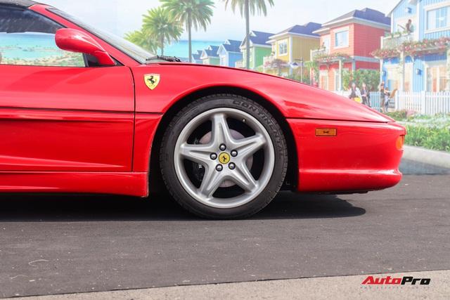 Bắt gặp Ferrari F355 F1 Spider độc nhất Việt Nam của tập đoàn Novaland - Ảnh 4.