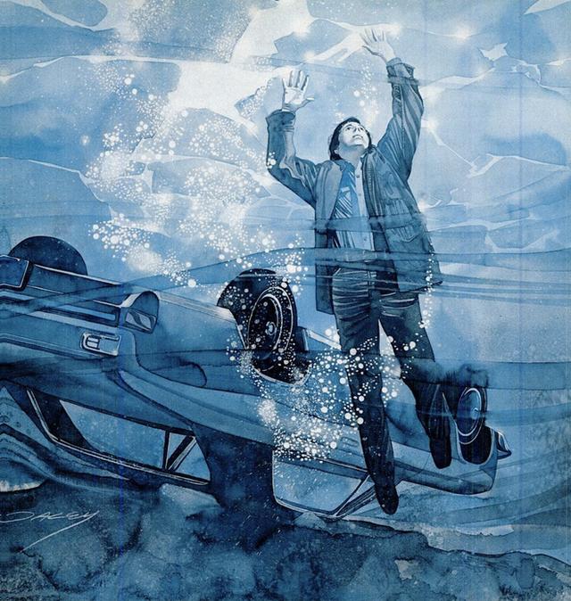 Xe ô tô chìm dưới nước, bạn chỉ có 1 phút để làm điều này nếu muốn sống sót - Ảnh 2.