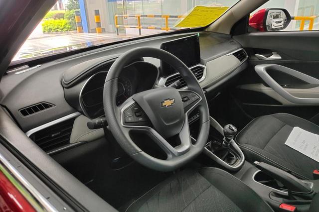 Chevrolet Groove - SUV cỡ nhỏ mới mẻ cạnh tranh Kia Seltos và Hyundai Kona - Ảnh 2.