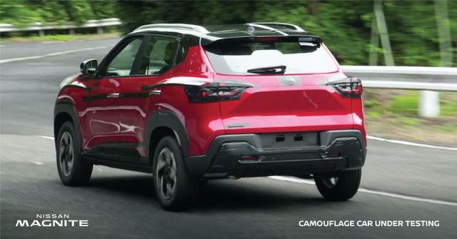 Lộ thiết kế rõ nét của Nissan Magnite với nhiều điểm tương đồng Kia Seltos, nội thất sang chảnh gây chú ý - Ảnh 5.