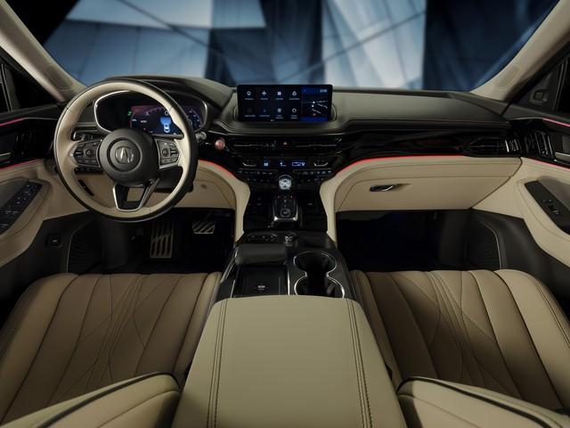 Acura MDX đã vắng bóng tại Việt Nam lột xác với diện mạo mới, có phiên bản thể thao, cạnh tranh BMW X5 và Mercedes-Benz GLE - Ảnh 6.