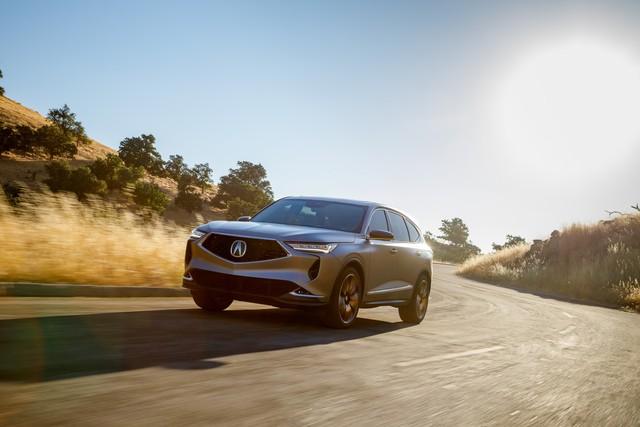 Acura MDX đã vắng bóng tại Việt Nam lột xác với diện mạo mới, có phiên bản thể thao, cạnh tranh BMW X5 và Mercedes-Benz GLE - Ảnh 1.