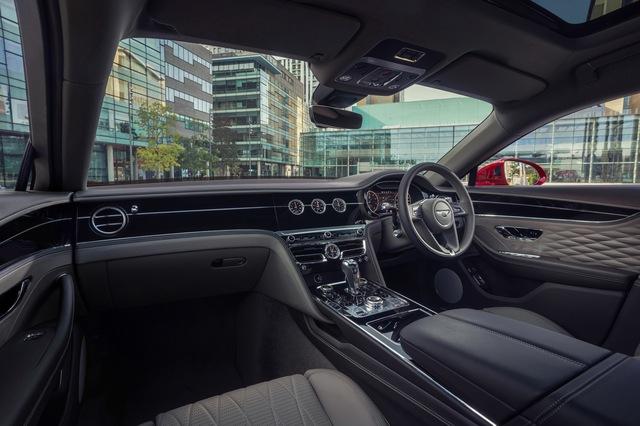 Bentley Flying Spur thêm bản giá mềm mà các đại gia Việt yêu thích gần đây - Ảnh 4.