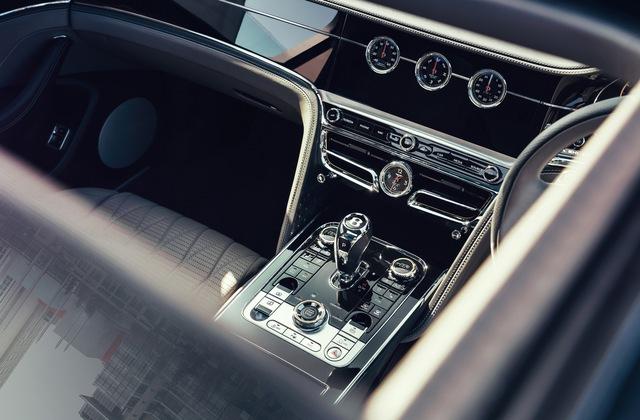 Bentley Flying Spur thêm bản giá mềm mà các đại gia Việt yêu thích gần đây - Ảnh 5.