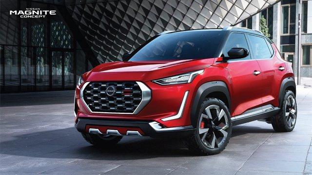 Lộ thiết kế rõ nét của Nissan Magnite với nhiều điểm tương đồng Kia Seltos, nội thất sang chảnh gây chú ý - Ảnh 1.
