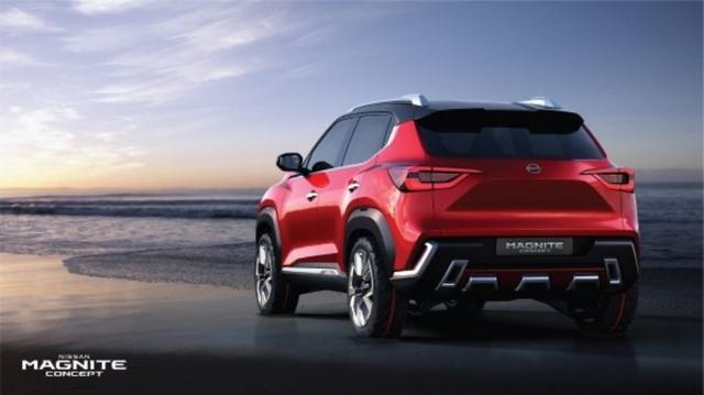 Lộ thiết kế rõ nét của Nissan Magnite với nhiều điểm tương đồng Kia Seltos, nội thất sang chảnh gây chú ý - Ảnh 2.