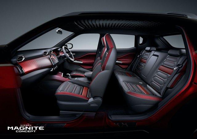 Lộ thiết kế rõ nét của Nissan Magnite với nhiều điểm tương đồng Kia Seltos, nội thất sang chảnh gây chú ý - Ảnh 7.