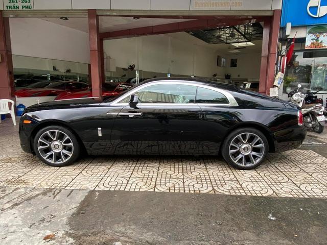 Rolls-Royce Wraith siêu lướt của dân chơi Hải Phòng được đồn đoán về tay Nguyễn Quốc Cường - Ảnh 6.