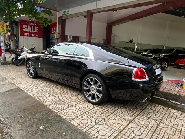 Rolls-Royce Wraith siêu lướt của dân chơi Hải Phòng được đồn đoán về tay Nguyễn Quốc Cường - Ảnh 3.