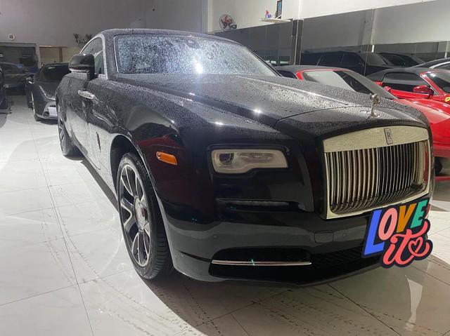 Rolls-Royce Wraith siêu lướt của dân chơi Hải Phòng được đồn đoán về tay Nguyễn Quốc Cường - Ảnh 5.