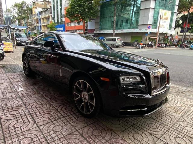 Rolls-Royce Wraith siêu lướt của dân chơi Hải Phòng được đồn đoán về tay Nguyễn Quốc Cường - Ảnh 7.