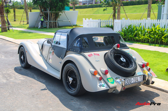 Bóc tách Morgan Plus 4 hàng độc tại Việt Nam của đại gia bất động sản: Trang bị an toàn theo xe dễ gây sốc - Ảnh 8.