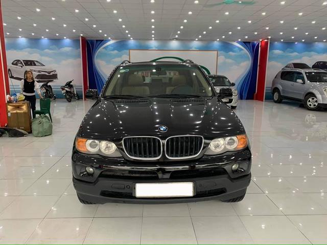 BMW X5 bán lại ngang giá Honda SH 2020, ODO khủng là chi tiết đáng chú ý - Ảnh 1.