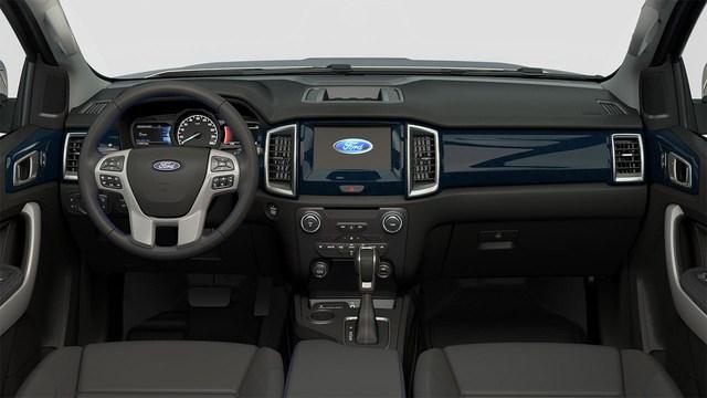 Ford Everest phiên bản mới rục rịch ra mắt tại Việt Nam: Ngoại hình hầm hố, đáp trả Toyota Fortuner và Mitsubishi Pajero Sport - Ảnh 4.