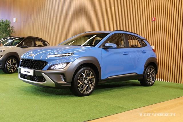 Chi tiết Hyundai Kona 2021 ngoài đời thực: Bóng bẩy hơn, đối thủ thực sự của hiện tượng Kia Seltos sẽ sớm về Việt Nam - Ảnh 5.