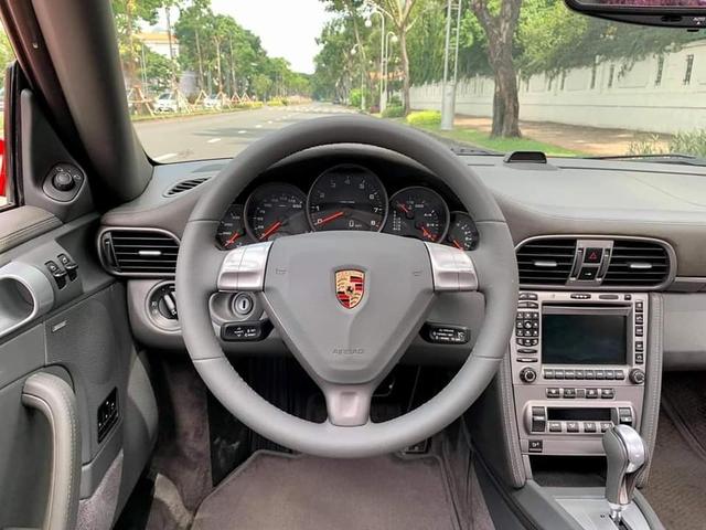 Vừa bảo dưỡng hết 300 triệu, hàng hiếm Porsche 911 Carrera vẫn bán lại giá chưa đến 3 tỷ đồng - Ảnh 4.