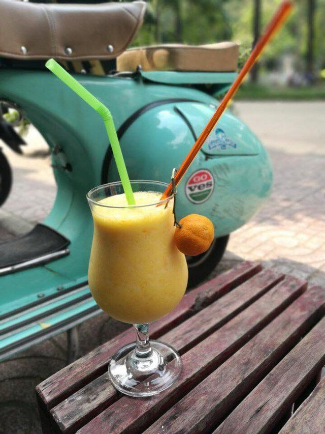 Tp.HCM: Những quán cà phê độc lạ cho người mê xe - Ảnh 8.