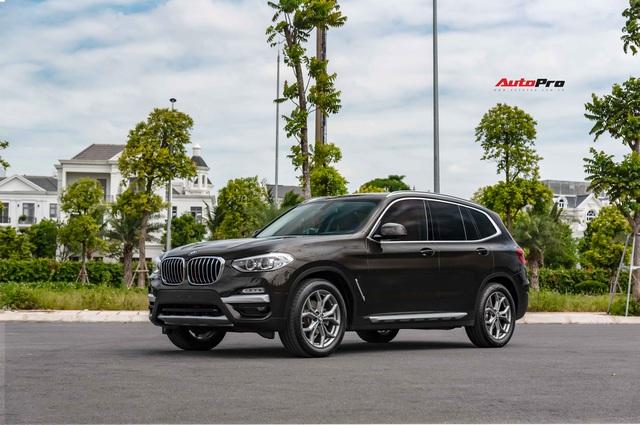 Chủ xe BMW X3 quyết định chia tay chỉ sau 12.000km, giá bán lại gần bằng tiền mua xe mới tại đại lý - Ảnh 8.