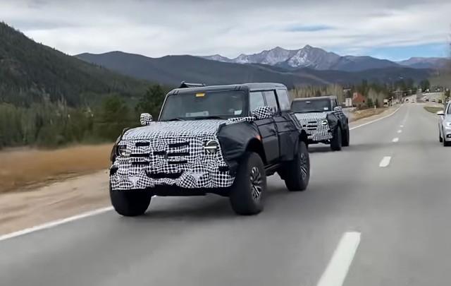 Đại gia Việt đặt hàng Ford Bronco Warthog sẽ phải chờ tới... cuối năm 2022 - Ảnh 1.
