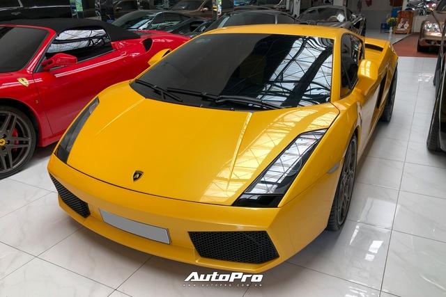 Lamborghini Gallardo từng của doanh nhân Nguyễn Quốc Cường trở nên khác lạ với bộ mâm gần 400 triệu đồng - Ảnh 5.