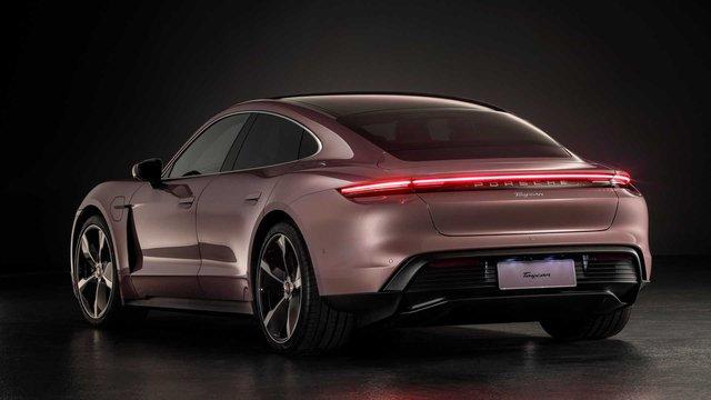 Porsche Taycan - xe thể thao chạy điện vừa ra mắt tại Việt Nam đạt doanh số khủng - Ảnh 1.
