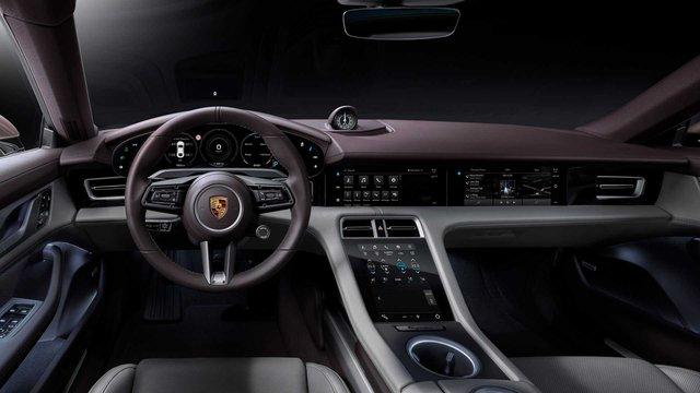 Porsche Taycan - xe thể thao chạy điện vừa ra mắt tại Việt Nam đạt doanh số khủng - Ảnh 2.