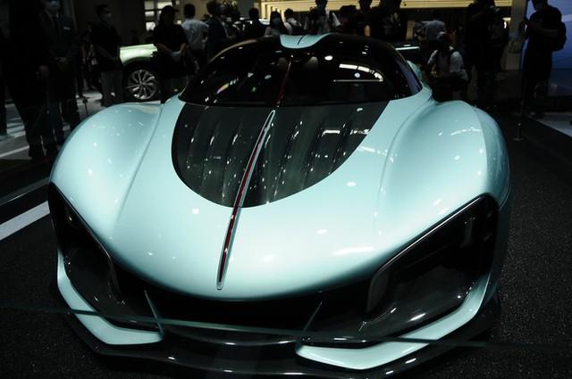 Siêu xe ý tưởng Hongqi S9 giá 34 tỷ của Trung Quốc - Ảnh 1.