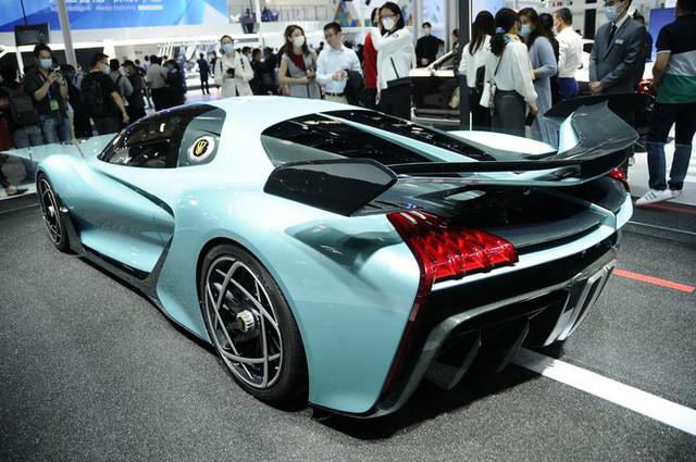 Siêu xe ý tưởng Hongqi S9 giá 34 tỷ của Trung Quốc - Ảnh 4.