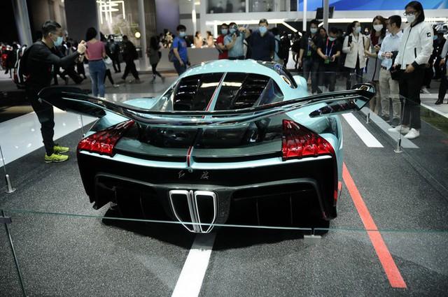 Siêu xe ý tưởng Hongqi S9 giá 34 tỷ của Trung Quốc - Ảnh 5.
